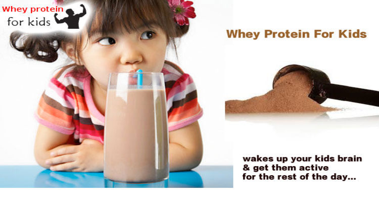 Whey Protein For Kids