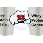 whey protein concentrate vs whey protein isolate